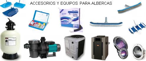 Accesorios para alberca en monterrey for Accesorios para albercas monterrey